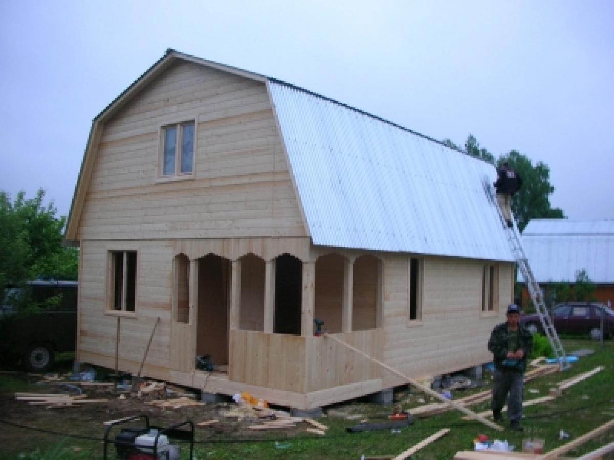 Как построить дом дешево и быстро  из кирпича видео